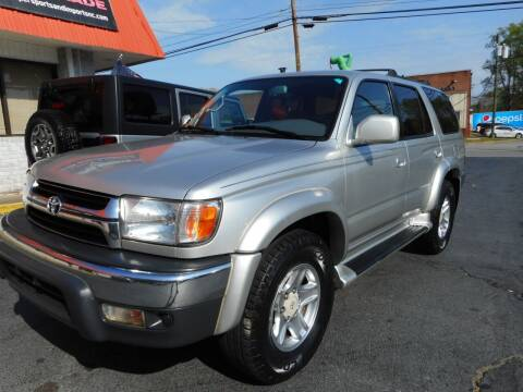 2002 Toyota 4Runner for sale at Super Sports & Imports in Jonesville NC