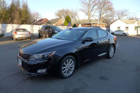 2015 Kia Optima for sale at FBN Auto Sales & Service in Highland Park NJ