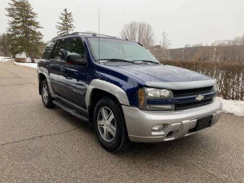 2004 Chevrolet TrailBlazer for sale at 100% Auto Wholesalers in Attleboro MA
