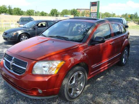 2007 Dodge Caliber for sale at Branch Avenue Auto Auction in Clinton MD