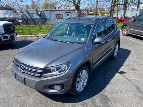 2015 Volkswagen Tiguan for sale at Car Plus Auto Sales in Glenolden PA