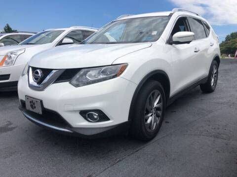 2014 Nissan Rogue for sale at Penland Automotive Group in Taylors SC