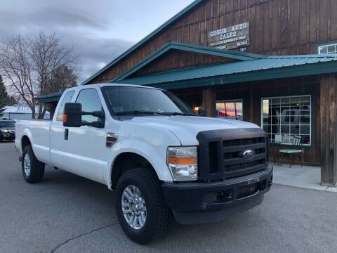 2008 Ford F-250 Super Duty for sale at Coeur Auto Sales in Hayden ID