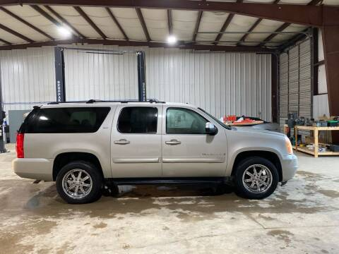 2009 GMC Yukon XL for sale at Tennessee Valley Wholesale Autos LLC in Huntsville AL