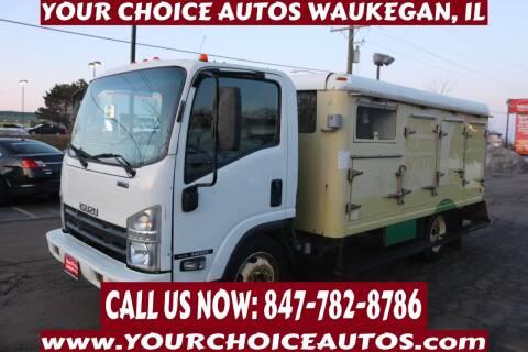 2010 Isuzu NRR for sale at Your Choice Autos - Waukegan in Waukegan IL