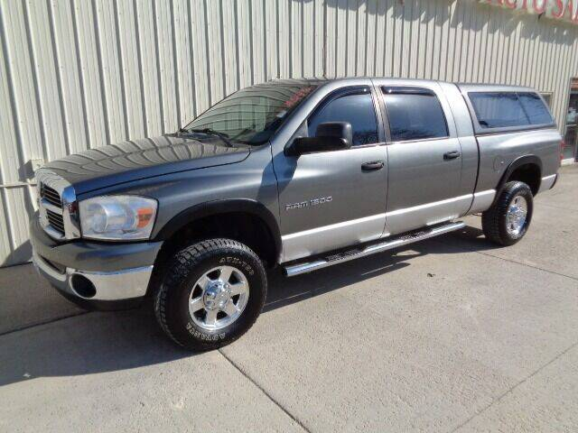 2007 Dodge Ram Pickup 1500 for sale at De Anda Auto Sales in Storm Lake IA