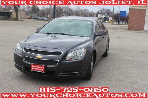 2011 Chevrolet Malibu for sale at Your Choice Autos - Joliet in Joliet IL