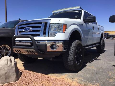 2011 Ford F-150 for sale at SPEND-LESS AUTO in Kingman AZ