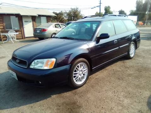 2003 Subaru Legacy for sale at Larry's Auto Sales Inc. in Fresno CA