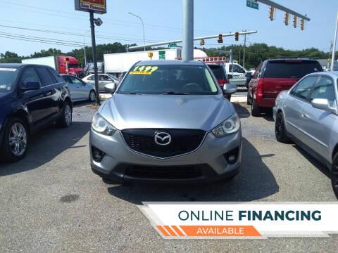 2013 Mazda CX-5 for sale at Marino's Auto Sales in Laurel DE