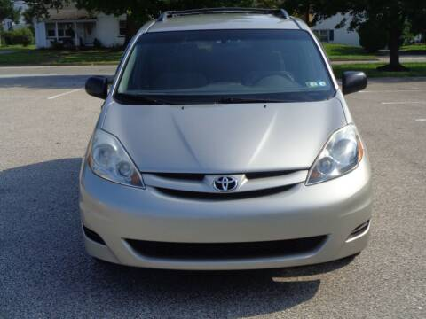 2006 Toyota Sienna for sale at MAIN STREET MOTORS in Norristown PA