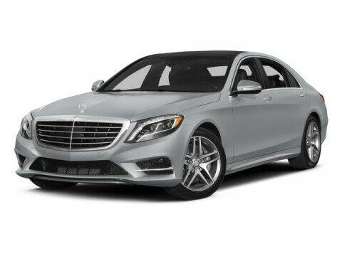 2015 Mercedes-Benz S-Class for sale at Mike Schmitz Automotive Group in Dothan AL