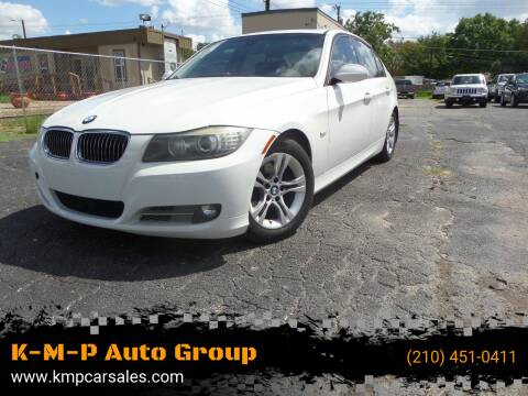 2008 BMW 3 Series for sale at K-M-P Auto Group in San Antonio TX