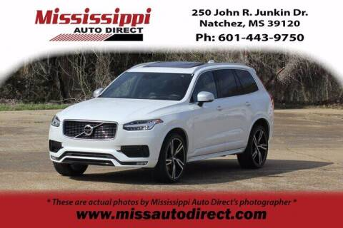 2019 Volvo XC90 for sale at Auto Group South - Mississippi Auto Direct in Natchez MS