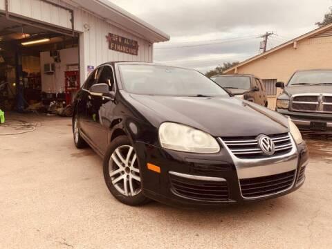 2006 Volkswagen Jetta for sale at Bad Credit Call Fadi in Dallas TX