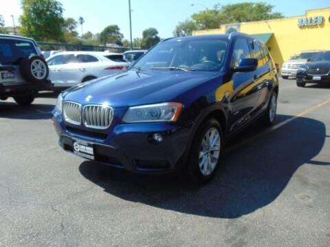 2013 BMW X3 for sale at Santa Monica Suvs in Santa Monica CA