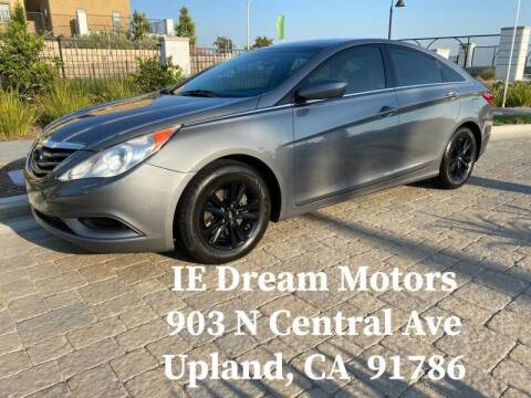 2013 Hyundai Sonata for sale at IE Dream Motors-Upland in Upland CA