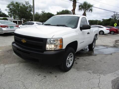 2012 Chevrolet Silverado 1500 for sale at S & T Motors in Hernando FL