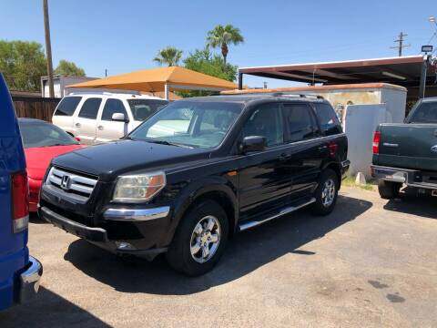 2007 Honda Pilot for sale at Valley Auto Center in Phoenix AZ