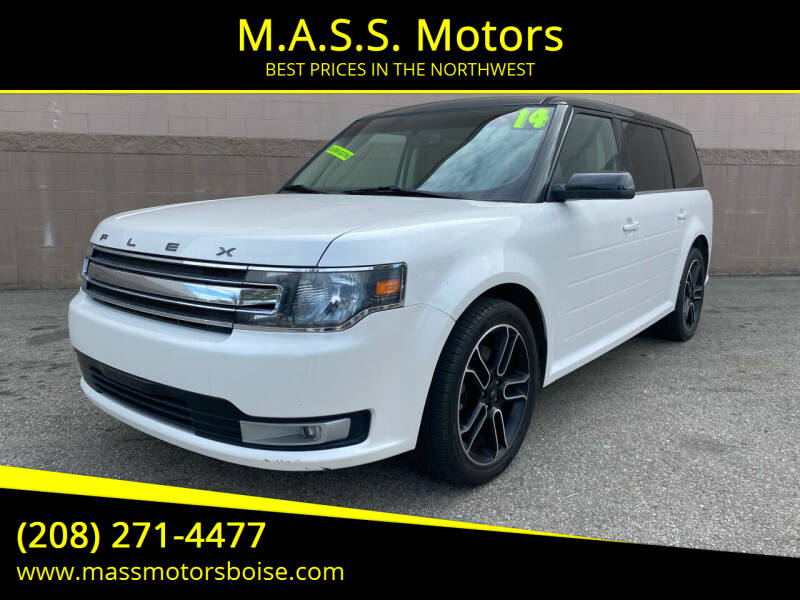 2014 Ford Flex for sale at M.A.S.S. Motors in Boise ID
