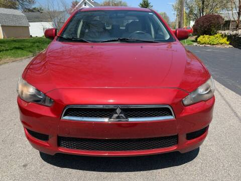2008 Mitsubishi Lancer for sale at Via Roma Auto Sales in Columbus OH