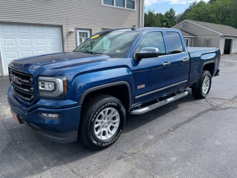 2016 GMC Sierra 1500 for sale at Glen's Auto Sales in Fremont NH