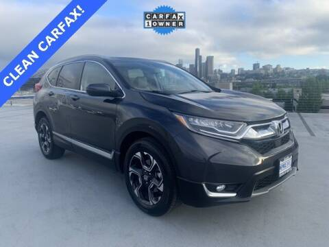 2018 Honda CR-V for sale at Toyota of Seattle in Seattle WA