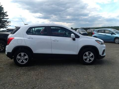 2017 Chevrolet Trax for sale at Garys Sales & SVC in Caribou ME