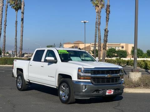 2018 Chevrolet Silverado 1500 for sale at Esquivel Auto Depot in Rialto CA