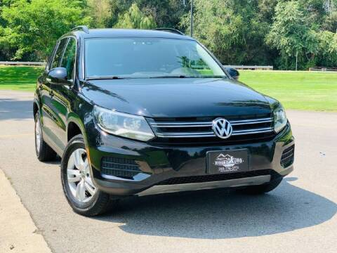 2016 Volkswagen Tiguan for sale at Boise Auto Group in Boise ID