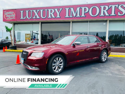 2019 Chrysler 300 for sale at LUXURY IMPORTS AUTO SALES INC in North Branch MN
