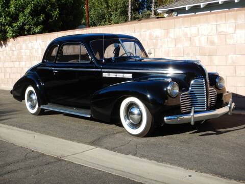 1940 Buick 50 Super for sale at California Cadillac & Collectibles in Los Angeles CA