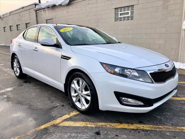 2013 Kia Optima for sale at Richardson Sales & Service in Highland IN