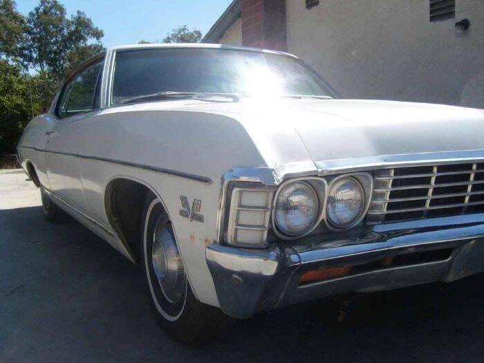 1967 Chevrolet Caprice for sale in Hobart, IN