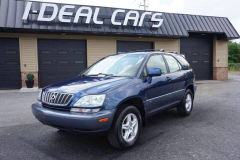 2001 Lexus RX 300 for sale at I-Deal Cars in Harrisburg PA