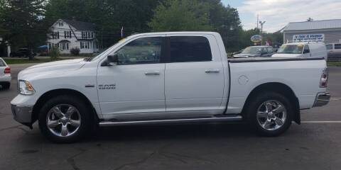 2016 RAM Ram Pickup 1500 for sale at Healey Auto in Rochester NH