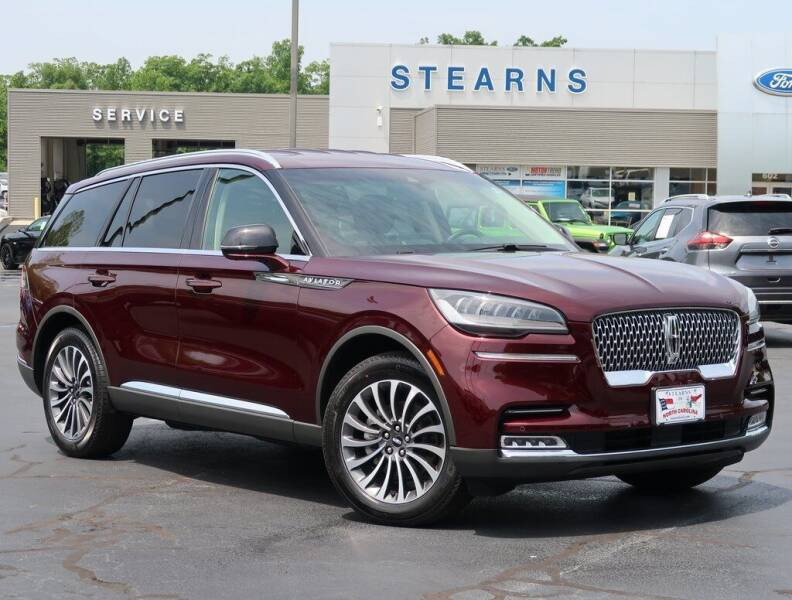 2020 Lincoln Aviator for sale at Stearns Ford in Burlington NC