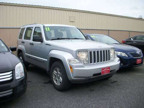 2011 Jeep Liberty for sale at Lloyds Auto Sales & SVC in Sanford ME