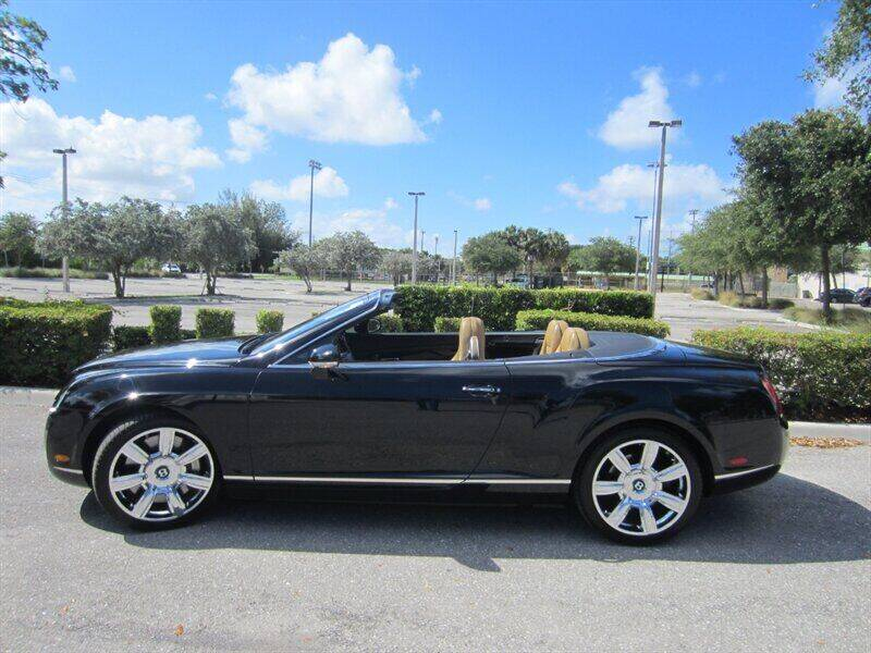 2008 Bentley Continental for sale at Auto Sport Group in Delray Beach FL