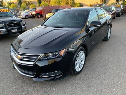 2017 Chevrolet Impala for sale at C. H. Auto Sales in Citrus Heights CA