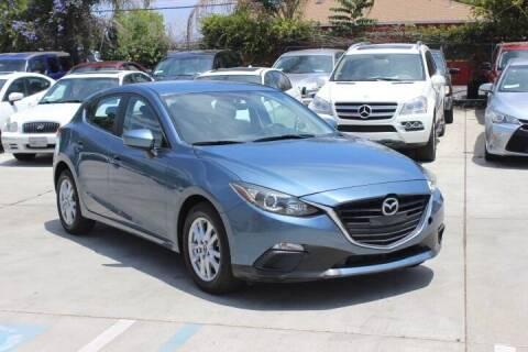 2014 Mazda MAZDA3 for sale at Car 1234 inc in El Cajon CA