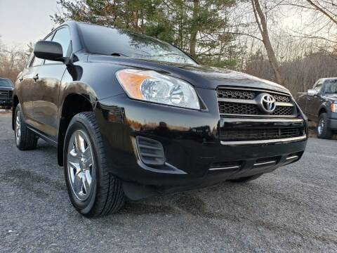 2012 Toyota RAV4 for sale at Jacob's Auto Sales Inc in West Bridgewater MA