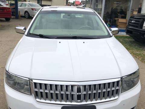 2007 Lincoln MKZ for sale at Ghazal Auto in Sturgis MI