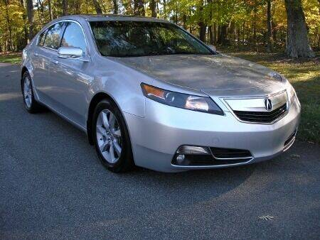 2013 Acura TL 4dr Sedan w/Technology Package - High Point NC