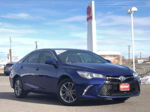 2016 Toyota Camry for sale at Rocky Mountain Commercial Trucks in Casper WY