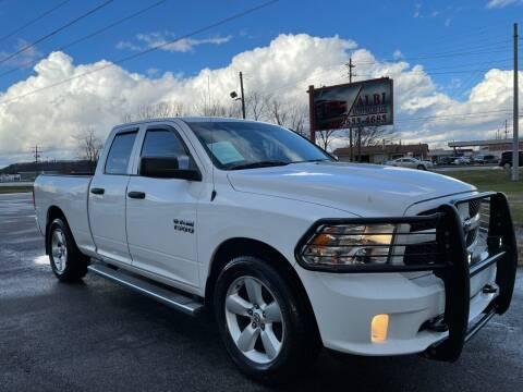 2015 RAM Ram Pickup 1500 for sale at Albi Auto Sales LLC in Louisville KY