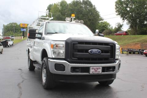 2015 Ford F-350 Super Duty for sale at Baldwin Automotive LLC in Greenville SC