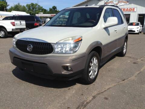 2007 Buick Rendezvous for sale at Steves Auto Sales in Cambridge MN