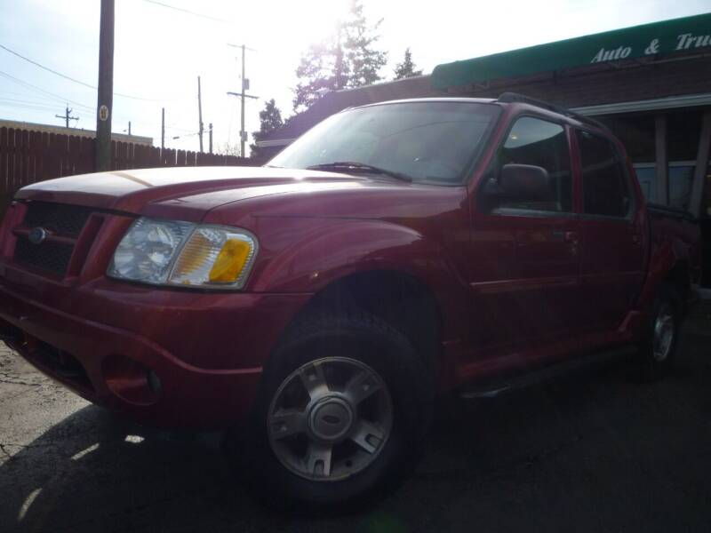 2004 Ford Explorer Sport Trac for sale at Sindibad Auto Sale, LLC in Englewood CO