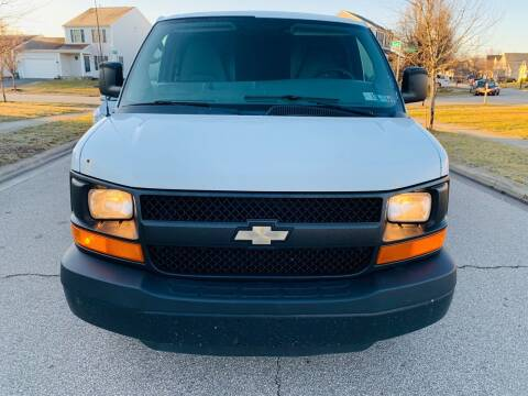 2010 Chevrolet Express Cargo for sale at Via Roma Auto Sales in Columbus OH